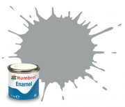 AA1420 - 129 US Gull Grey Satin - 14ml Enamel Paint