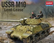 M10 USSR Lend-Lease (Academy 1:35)