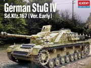 Sd.Kfz.167 StuG IV Very Early (Academy 1:35)