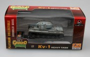 KV-1 Model 1941 Heavy Tank Germay Army (EasyModel 1:72)