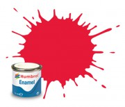 AA0238  - 238 Arrow Red Gloss - 14ml Enamel Paint