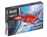 04921 - BAe Hawk T.1 Red Arrows (Revell 1:72)