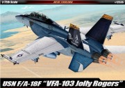 F/A-18F VFA-103 Jolly Rogers (Academy 1:72)