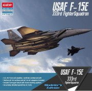F-15E 333rd Fighter Squadron (Academy 1:72)