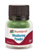 Chrome oxide - Weathering Powder (Humbrol 28ml)
