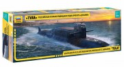 Model Kit ponorka 9062 - Tula Submarine Delfin/Delta IV Class (1:350)