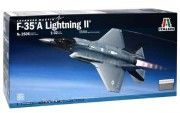 Model Kit letadlo 2506 - F-35A LIGHTNING II (Italeri 1:32)