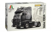 Model Kit truck 3931 - VOLVO FH16 XXL VIKING (Italeri 1:24)