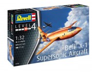 Plastic ModelKit letadlo 03888 - Bell X-1 Supersonic Aircraft (Revell 1:32)