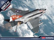 Model Kit letadlo 12556 - USMC F-4J VMFA-232 Red Devils (1:72)