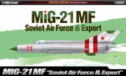 MiG-21 MF Soviet Air Force Export (Academy 1:48)