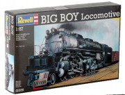 02165 - Big Boy Locomotive (Revell 1:87)