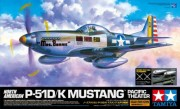 North-American P-51D/K Mustang Pacific Theater (Tamiya 1:32)