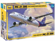 Model Kit letadlo 7033 - Civil Airliner MC-21-300 (1:144)