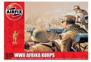 Classic Kit figurky A00711 - WWII Afrika Corps (Airfix 1:72)