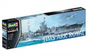 05149 - HMS Ark Royal & Tribal Class Destroyer (Revell 1:720)