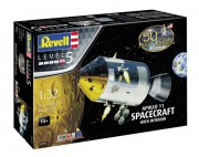 Apollo 11 Spacecraft with Interior (50 Years Moon Landing) (Revell 1:32)