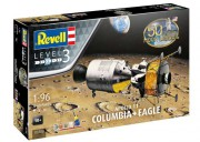 Gift-Set 03700 - Apollo 11 Columbia & Eagle (50 Years Moon Landing) (Revell 1:96)