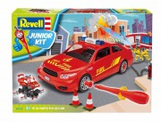 Junior Kit auto 00810 - Fire Chief Car (Revell 1:20)
