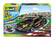 Junior Kit auto 00809 - Racing Car black (Revell 1:20)
