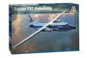 Model Kit letadlo 1430 - Fokker F 27 Friendship (Italeri 1:72)