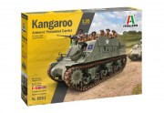 Model Kit tank 6551 - KANGAROO (Italeri 1:35)