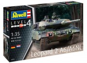 Plastic ModelKit tank 03281 - Leopard 2 A6/A6NL (Revell 1:35)
