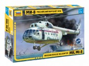 Model Kit vrtulník 7254 - MIL Mi-8 Rescue Helicopter (1:72)