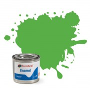 AA0037 - 37 Bright Green Matt - 14ml Enamel Paint