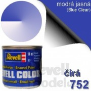 32752 - Modrá jasná 14ml (Blue Clear) 752