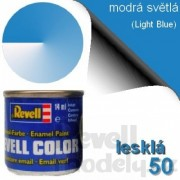32150 - Modrá světlá 14ml (Light Blue) 50