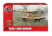 Classic Kit tank A1363 - Tiger I Early Version (Airfix 1:35)