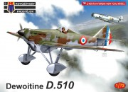 Dewoitine D.510 French