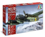 Model Kit War Thunder 35104 - JU 88 A-4 (Italeri 1:72)