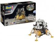 Gift-Set 03701 - Apollo 11 Lunar Module Eagle (50 Years Moon Landing) (Revell 1:48)