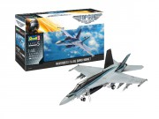 F/A-18E Super Hornet Top Gun (1:48)