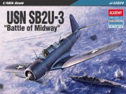 SB2U-3 Battle of Midway (Academy 1:48)
