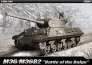 M36/M36B2 Battle of Bulge (Academy 1:35)