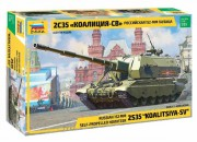 Model Kit military 3677 - Koalitsiya-SV Russian S.P.G. (Zvezda 1:35)