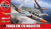 03050 - Fouga Magister (Airfix 1:72)