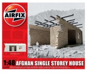 A75010 - Afghan Single Storey House (Airfix 1:48)