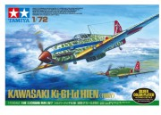 Tamiya Model letadla 25420 - Ki-61-Id Hien SP + Decals (Tamiya 1:72)