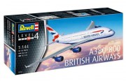 Plastic ModelKit letadlo 03922 - A380-800 British Airways (Revell 1:144)
