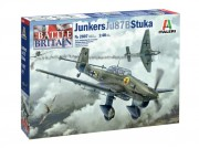 Ju-87B Stuka - Battle of Britain 80th Anniversary (1:48)