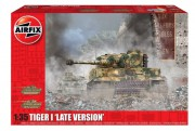 Classic Kit tank A1364 - Tiger-1 Late Version (Airfix 1:35)