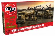 A06304 - USAAF 8TH Airforce Bomber Resupply Set (Airfix 1:72)