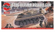 Classic Kit VINTAGE military A01306V - Stug III 75mm Assault Gun (Airfix 1:76)