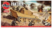 Classic Kit VINTAGE tank A01302V - Panther (Airfix 1:76)