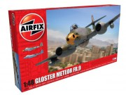 Classic Kit letadlo A09188 - Gloster Meteor FR9 (Airfix 1:48)