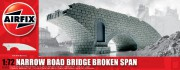 A75012 - Narrow Road Bridge Broken Span (Airfix 1:72)